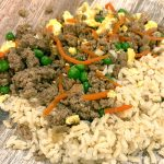 ground turkey and rice skillet