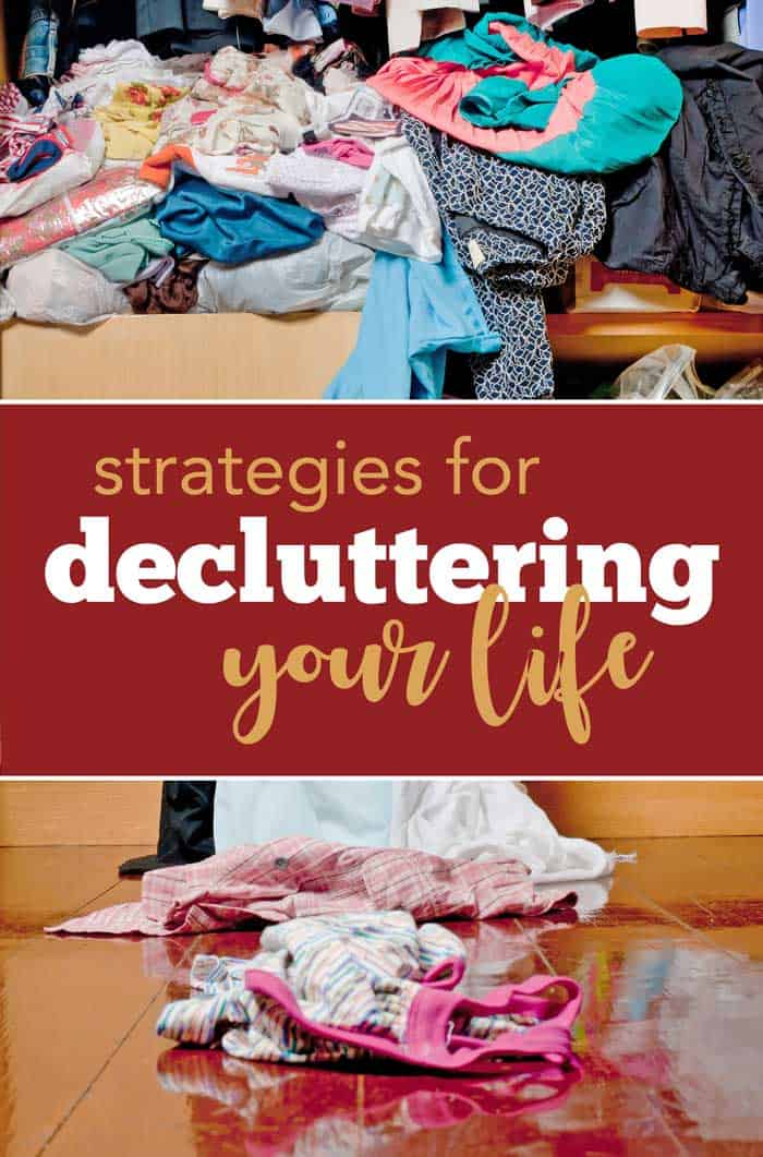 decluttering your life in 2019