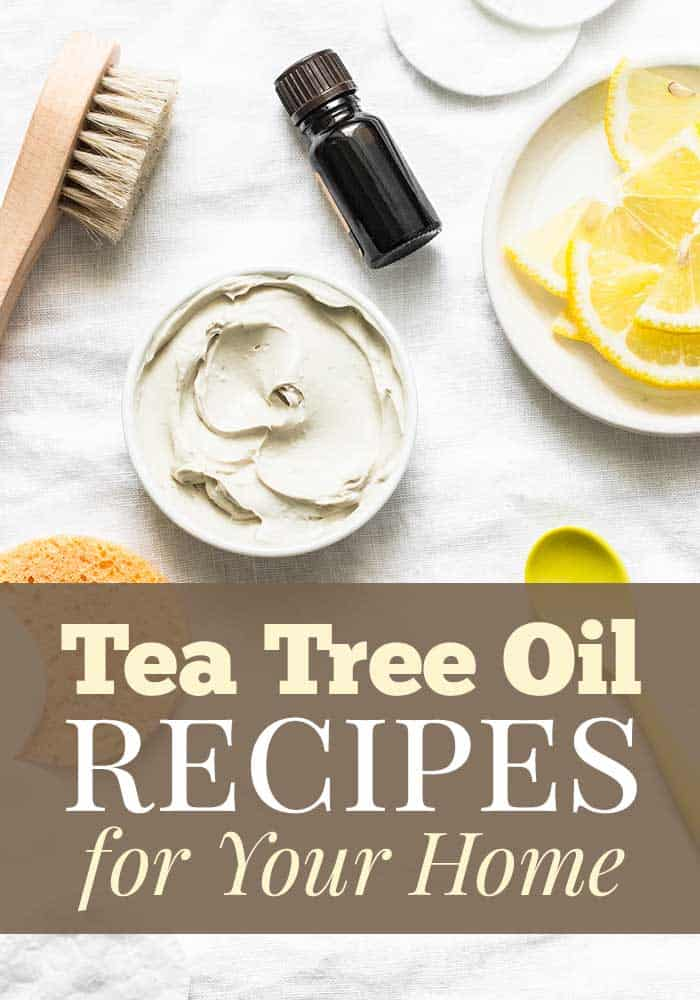 15 tea tree oil recipes for the home