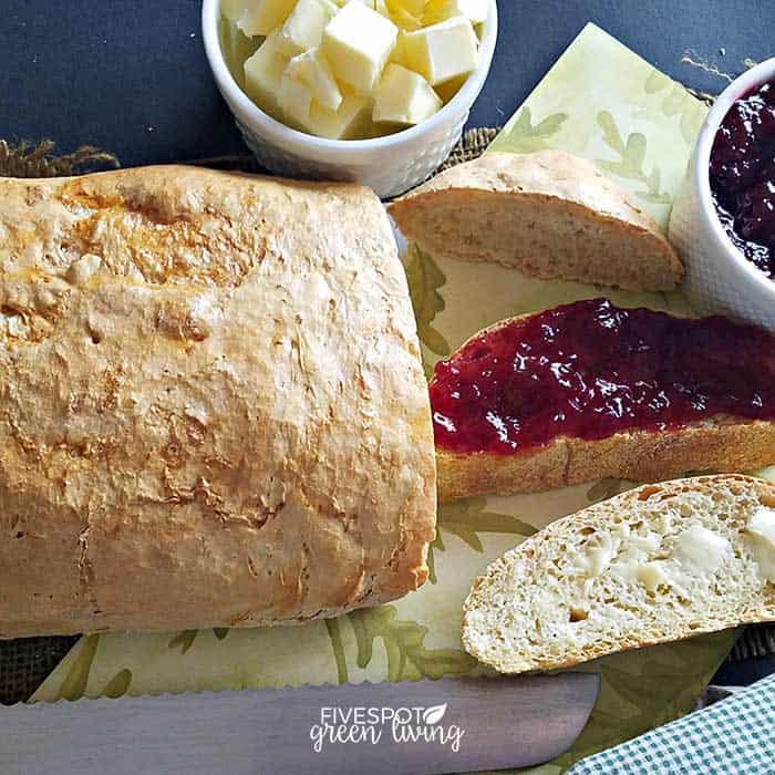 blog-crusty-french-bread Easy French Bread Recipe