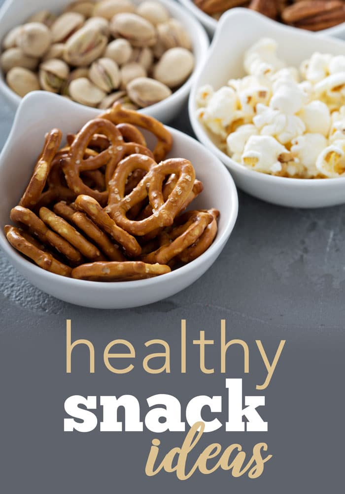healthy snacks for everyone