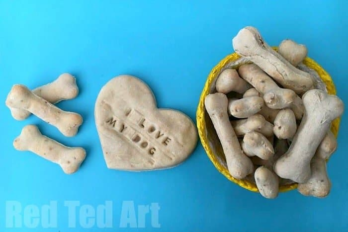 DIY dog treats