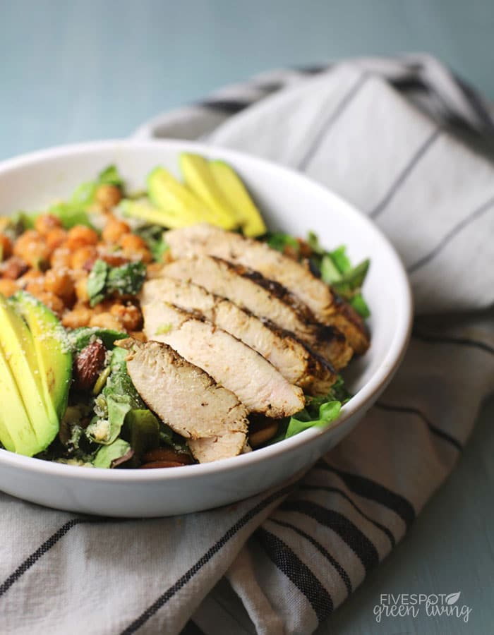 blog-chicken-chickpea-salad-3 Delicious Chicken Chickpea Salad with Avocado