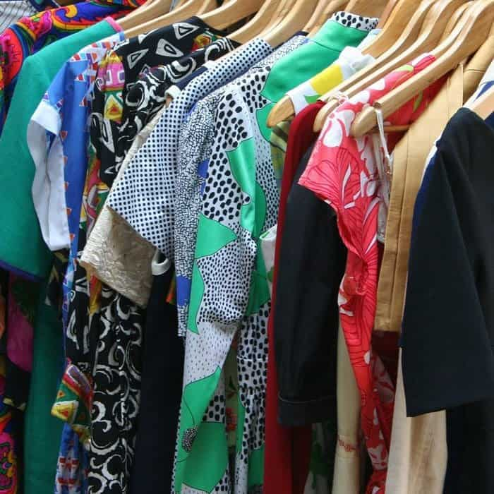 blog-dresses-hangers-closet How to Boost Energy by Decluttering