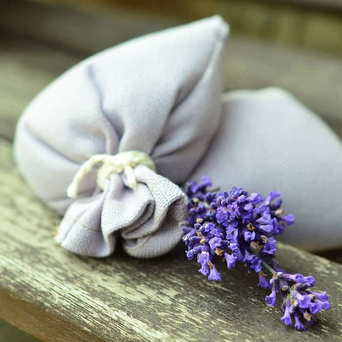 blog-lavender-sachet The Best Essential Oil Recipe for Headaches