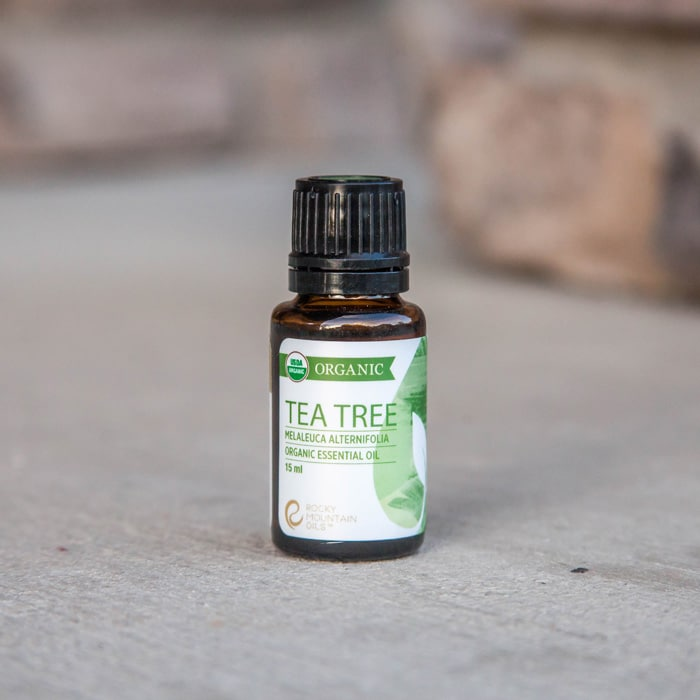 tea tree oil from rocky mountain oils