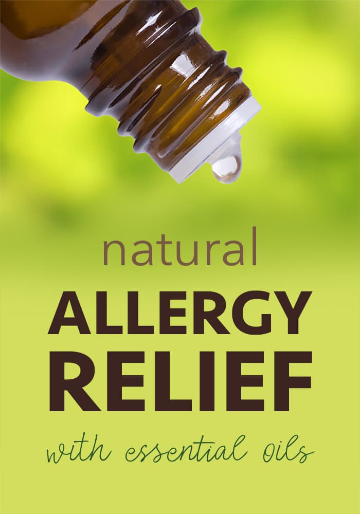 10 best essential oils for allergies
