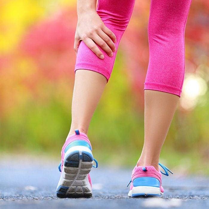 muscle cramp in leg magnesium