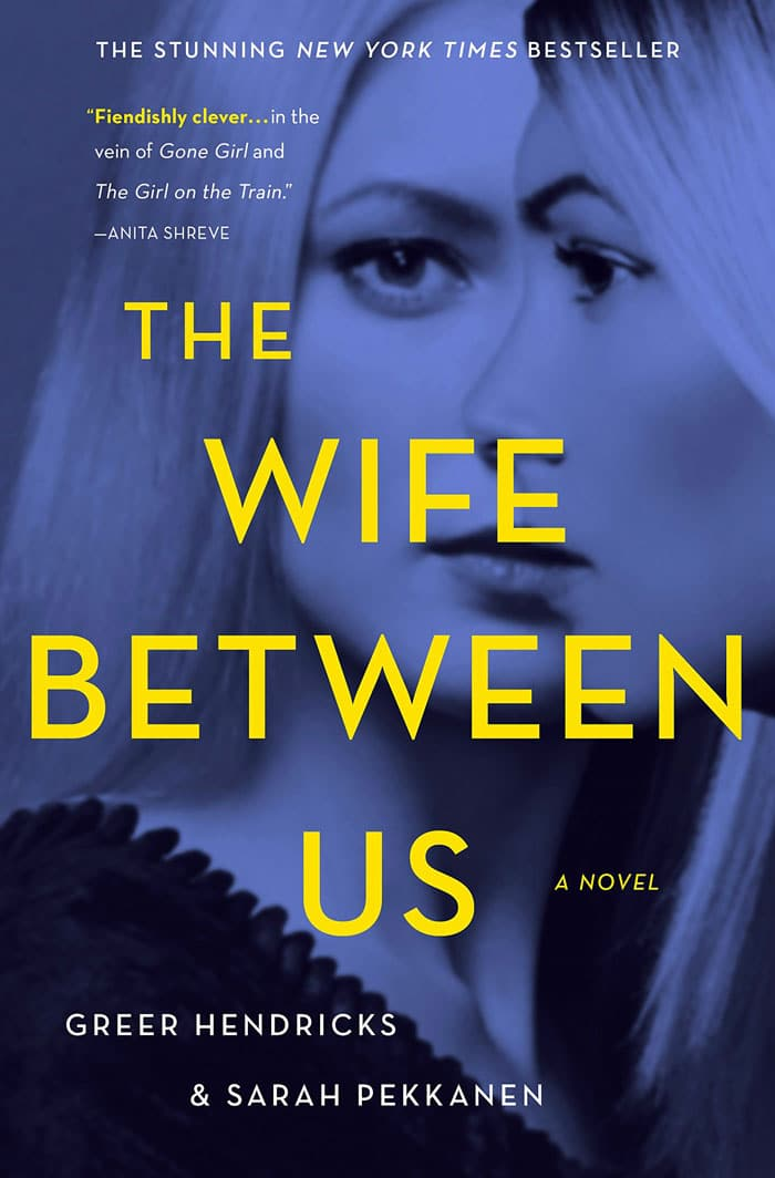 wife between us book