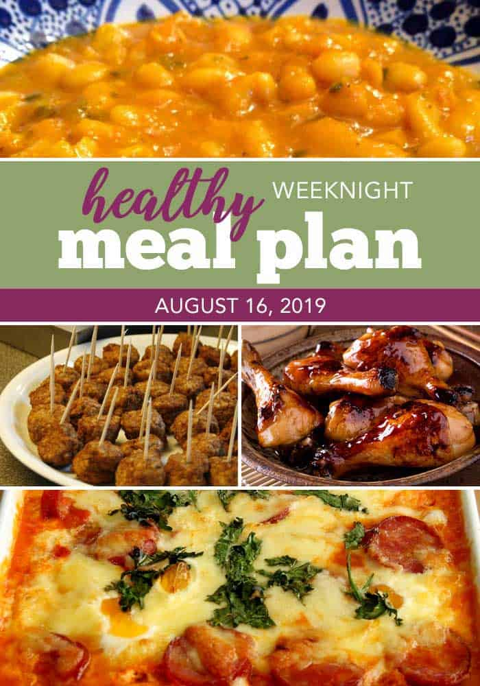 healthy meal plan august 16