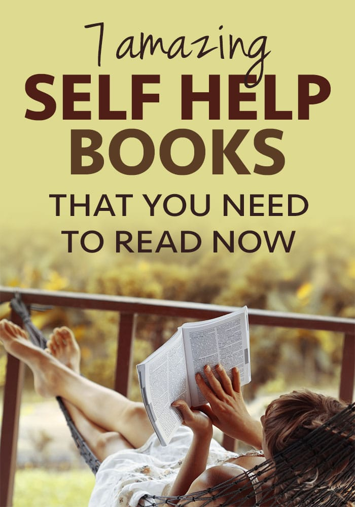 7 amazing self help books that you need to read now