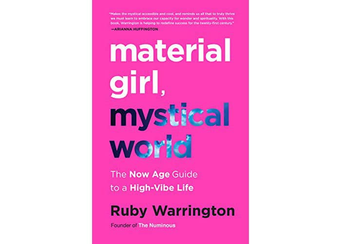 material girl mystical world book