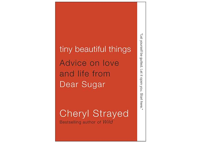 tiny beautiful things book