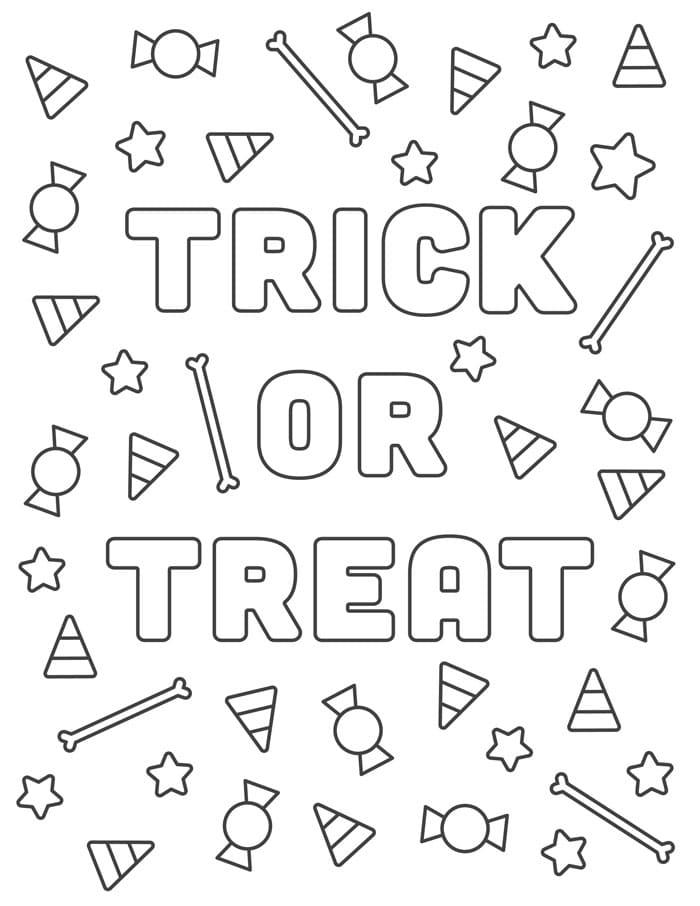 blog-halloween-coloring-sheets-tricktreatcandy Spooky and Fun Halloween Coloring Sheets