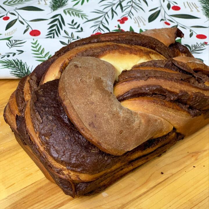 nutella babka bread recipe