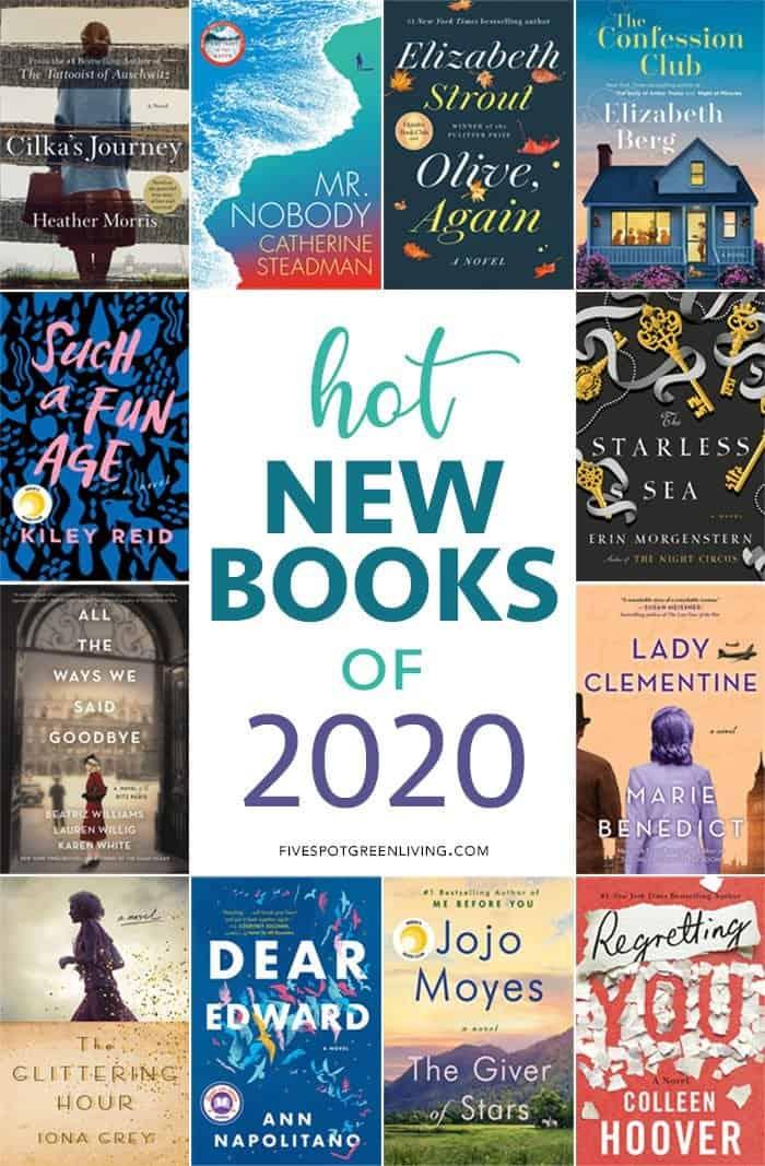 15 hot new books of 2020