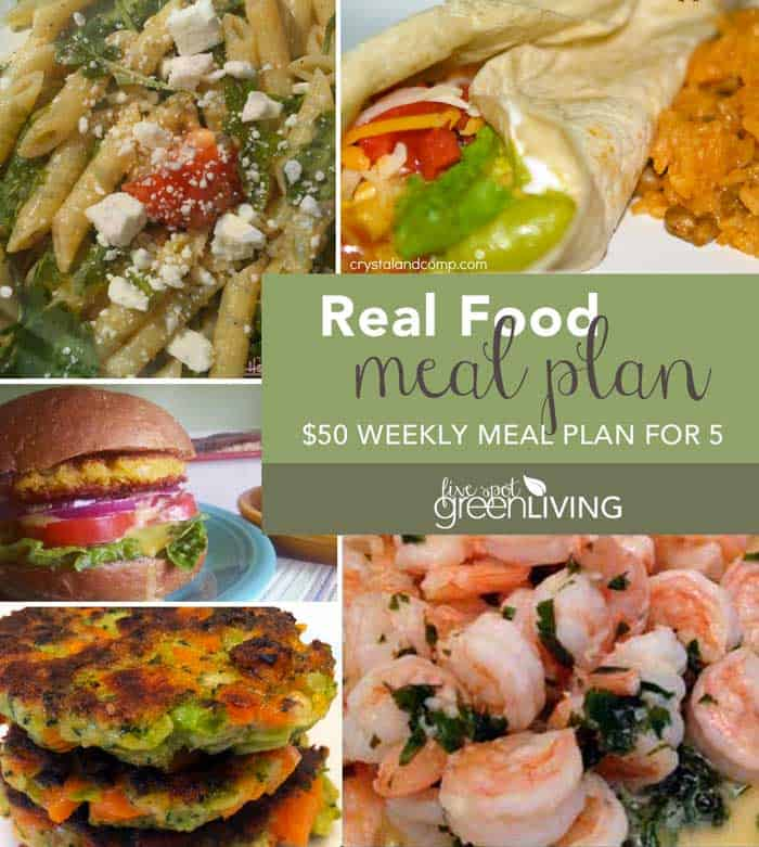 Healthy Meal Plan Volume 5