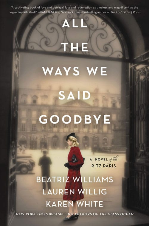 All the Ways we Said Goodbye book