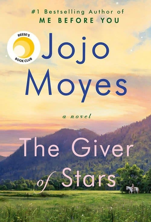 The Giver of Stars book