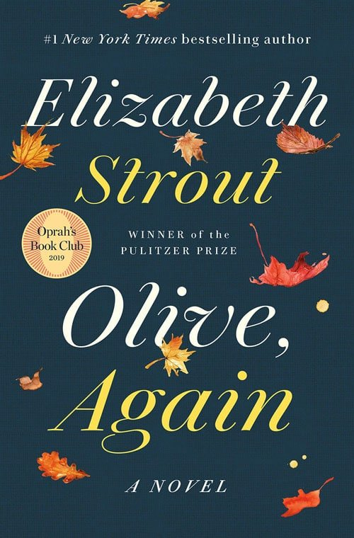 Olive Again book