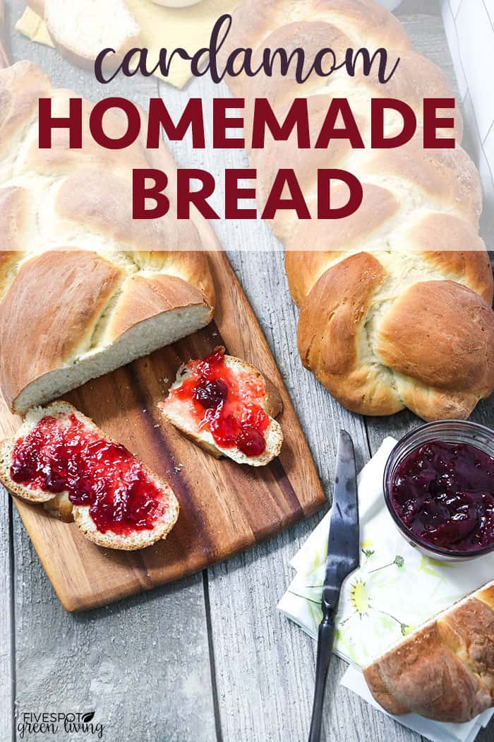 blog-Cardamom-Bread-Jam-PIN1 Cardamom Homemade Bread Recipe