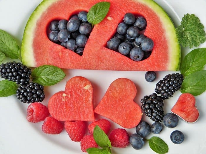fresh fruits for brain health