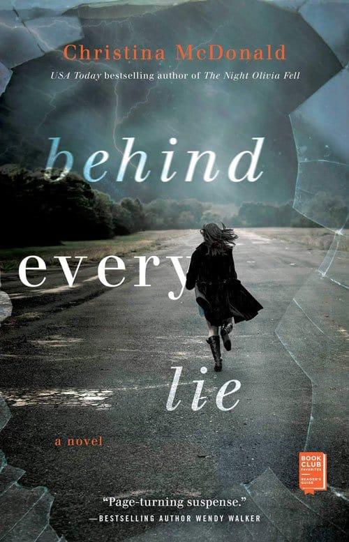 Behind Every Lie book