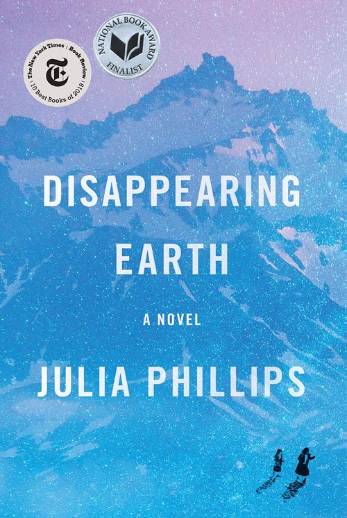 Disappearing Earth book