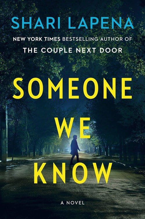 Someone We Know book