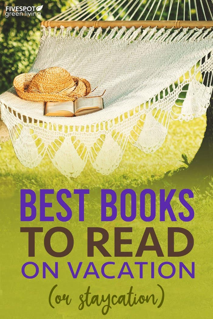10 Best Books to Read on Vacation