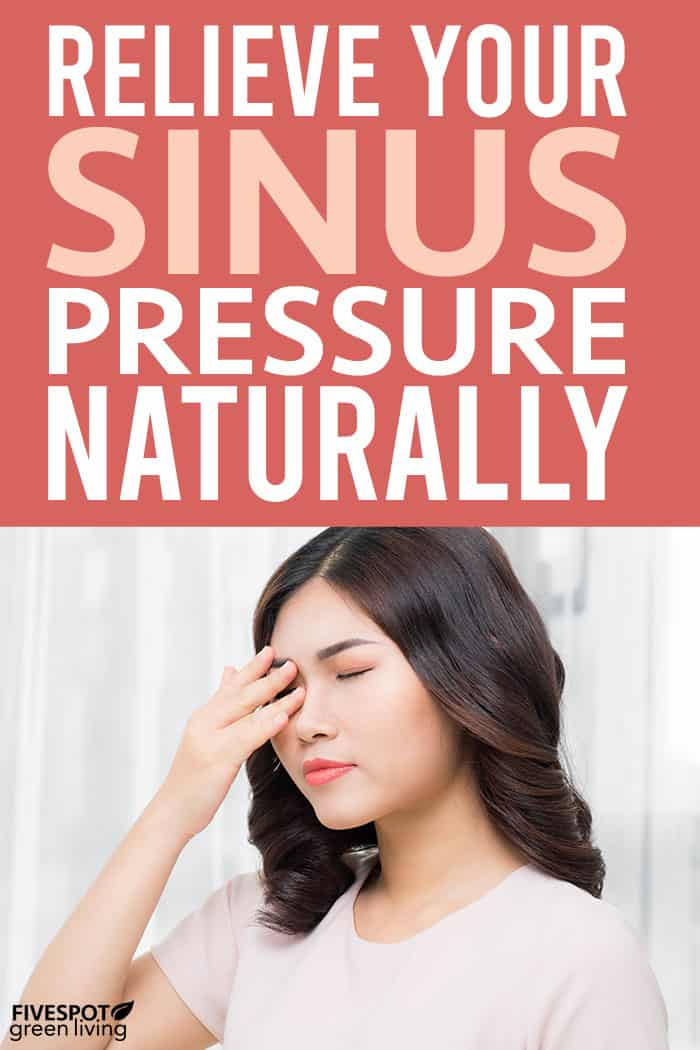 Natural Sinus Headache Remedies with Essential Oils
