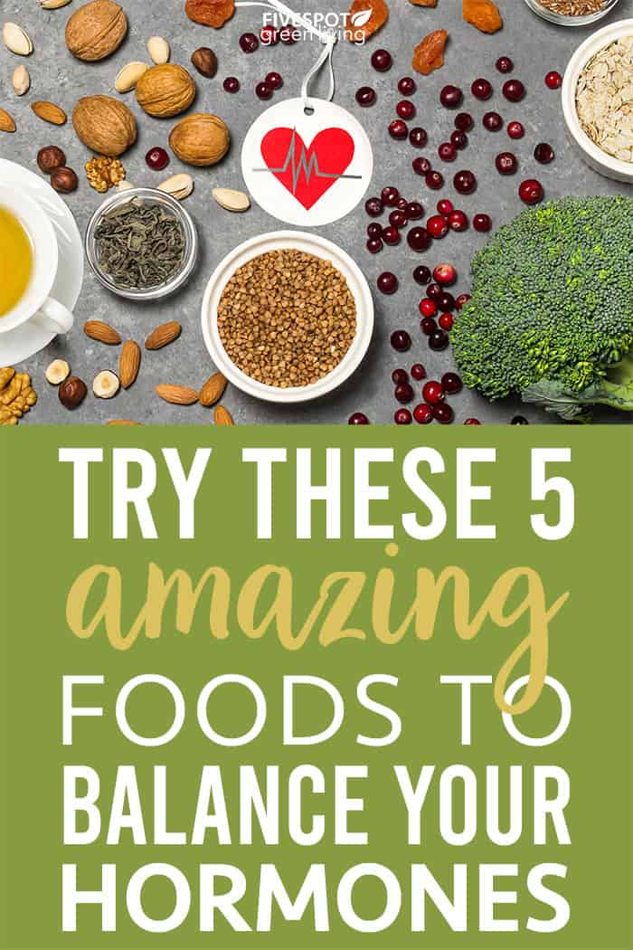 Try these 5 amazing foods to balance your hormones.