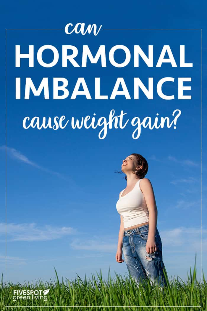 Can hormonal imbalance cause weight gain?