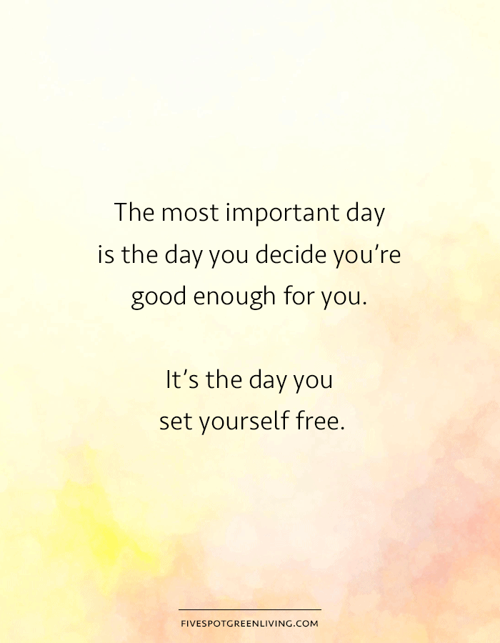 the most important day quote