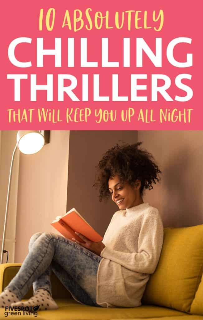 10 Chilling Thriller Books to Read in 2020