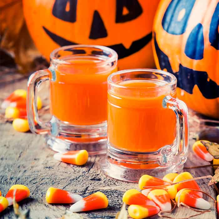 Fall Punch Recipes for Halloween