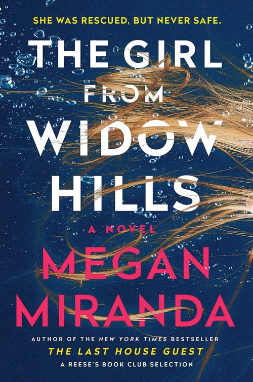 the girl from widow hills book