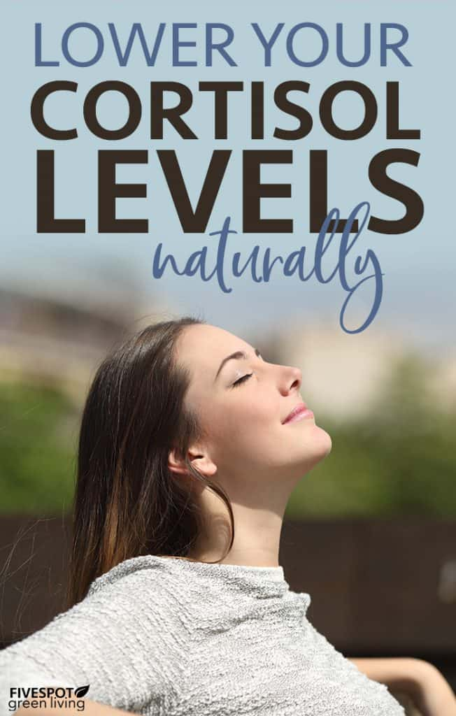How to Lower Cortisol Levels Naturally