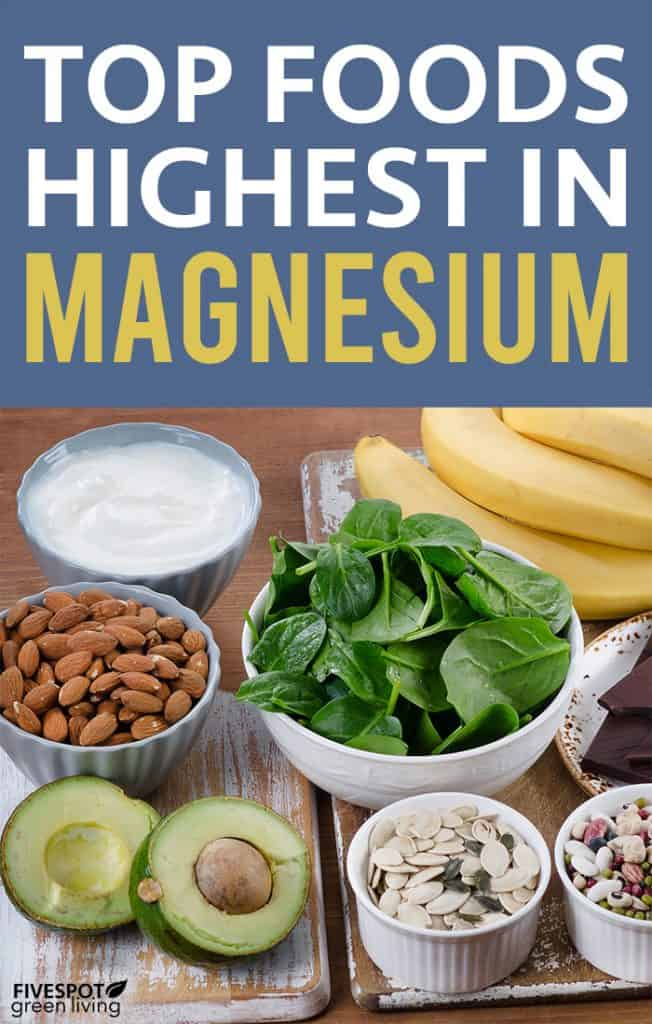 The Best Magnesium Foods for Health