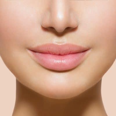 peppermint oil for lips
