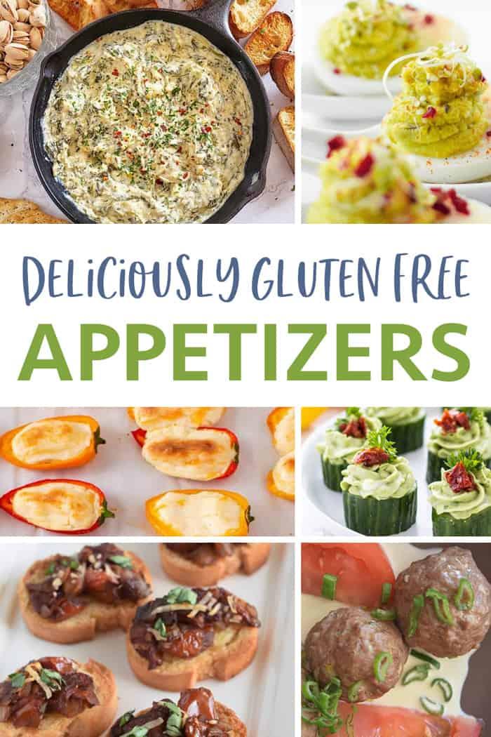 gluten free appetizers