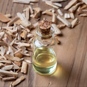 cedar chips for homemade bug repellent