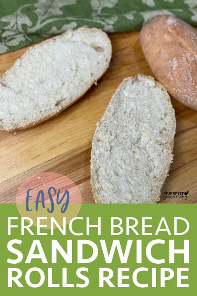 french bread sandwich rolls