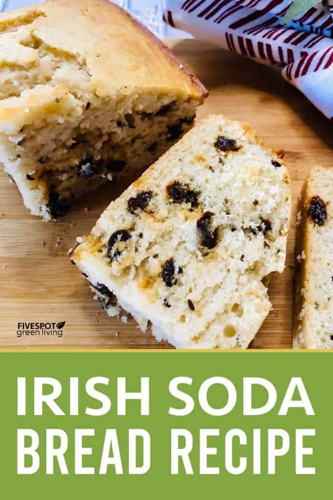 irish soda bread bread recipe