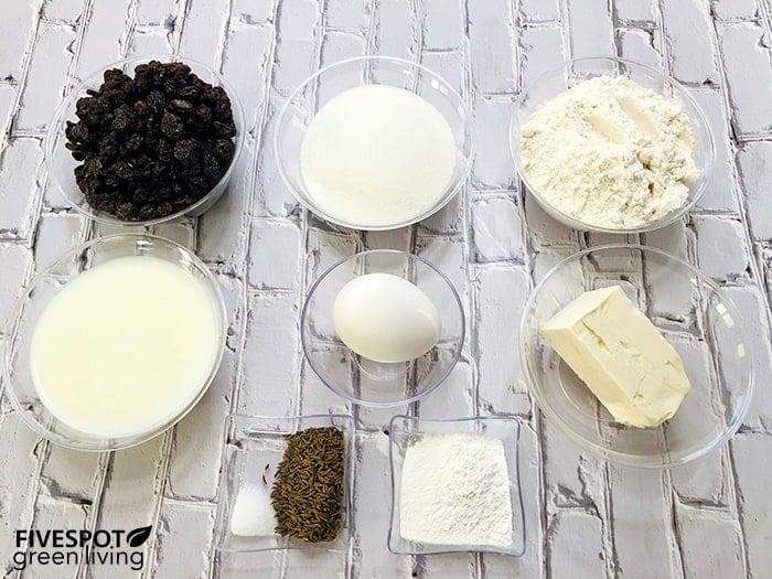 irish soda bread ingredients