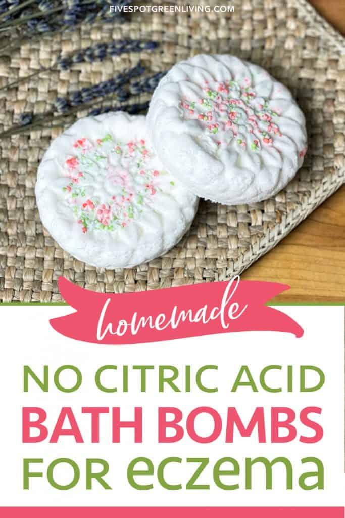 bath bomb recipe for eczema