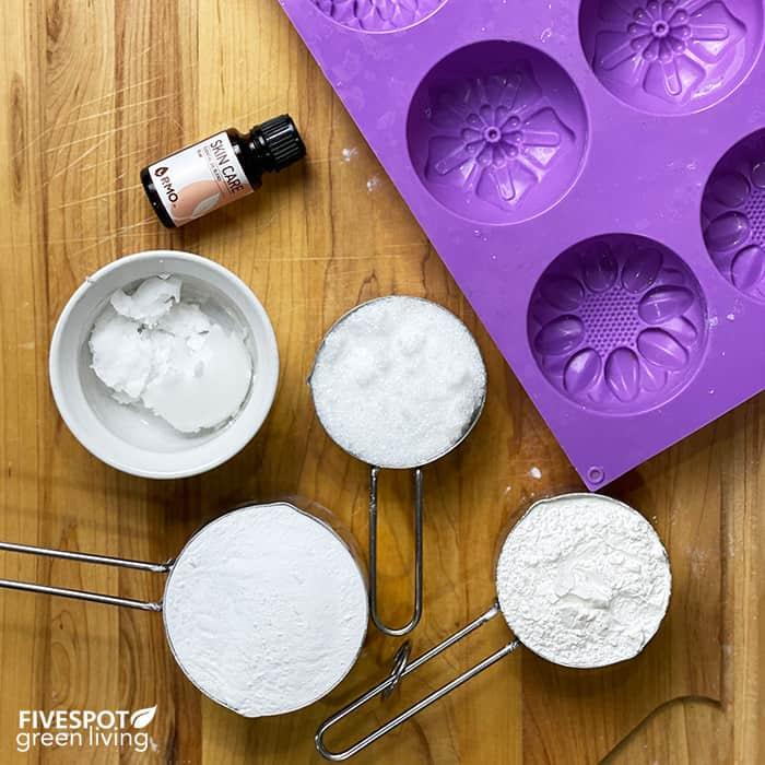 bath bomb recipe for eczema ingredients