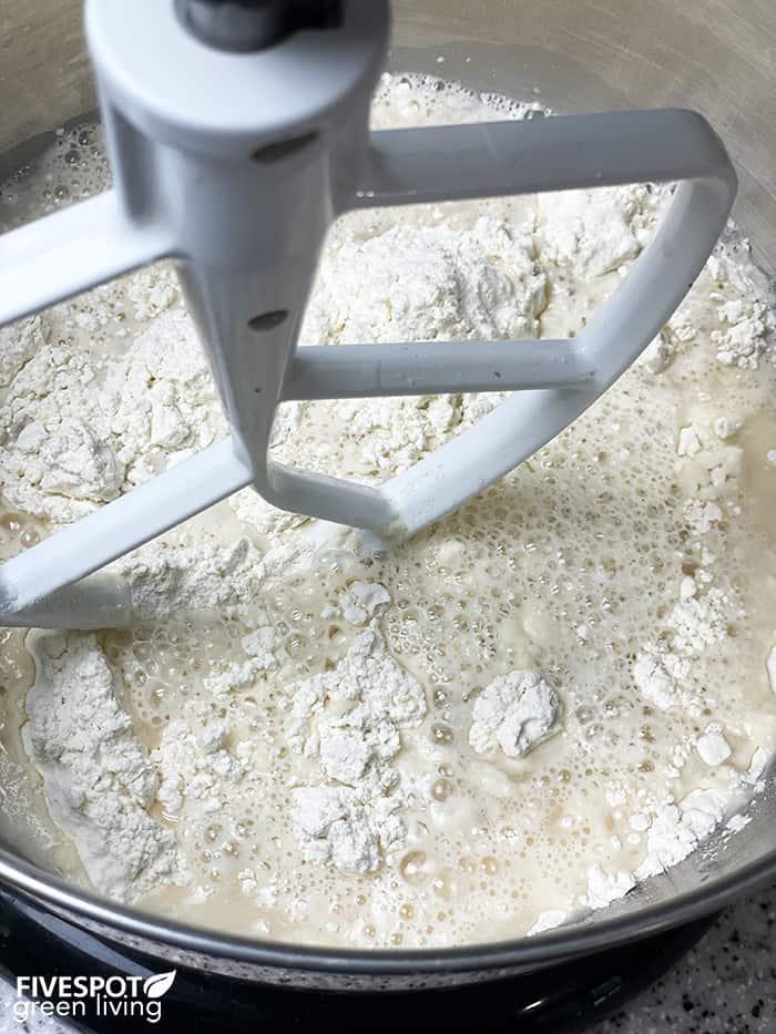 easy bread recipe ingredients