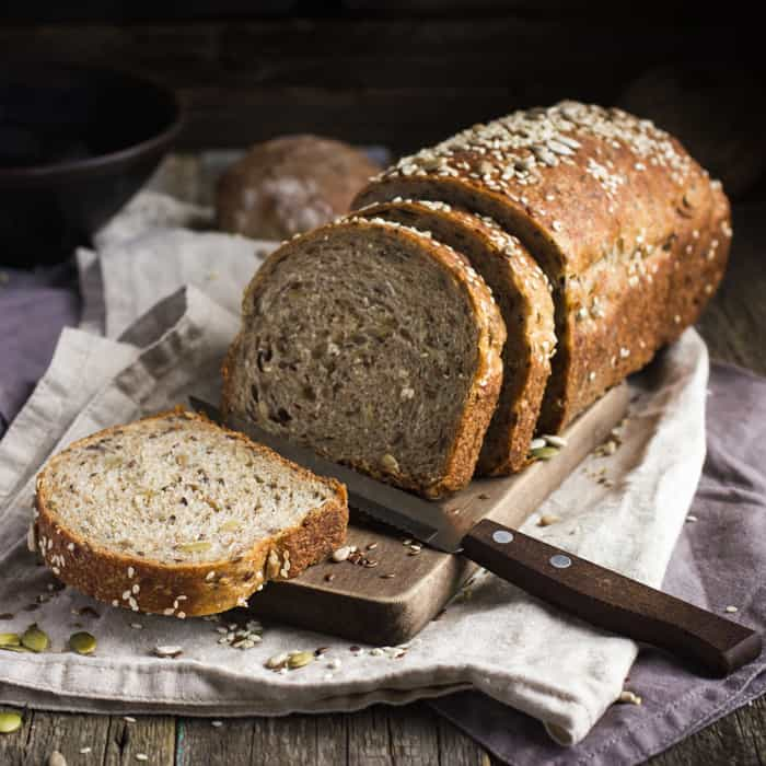is homemade bread healthy