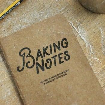 bread notebook